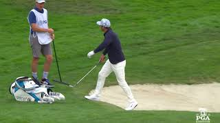Paul Casey   Best Shots from His 3rd Round at the 2020 PGA Championship