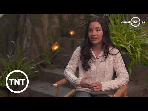 Entrevista Ivana Baquero Eretria  Las crónicas de Shannara  TNT