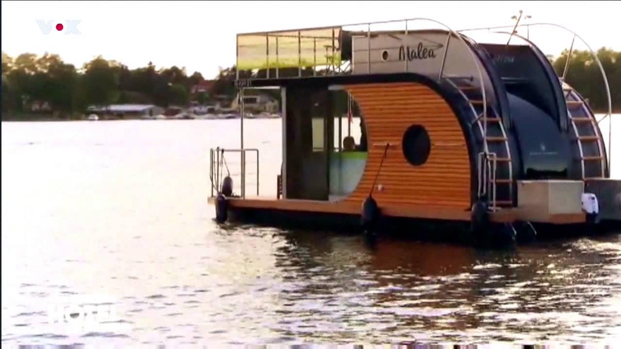 Nautilus Hausbootcharter - YouTube