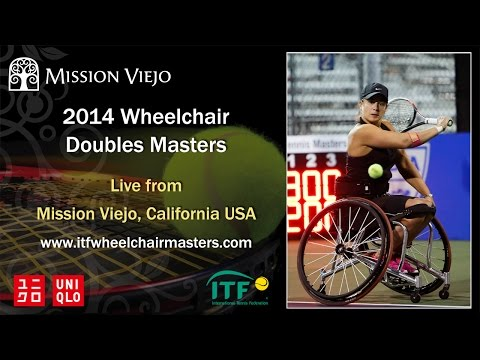 UNIQLO Wheelchair Doubles Masters - Nov. 6 Day Session