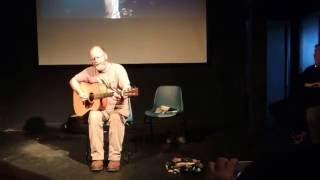 Pat Quinn: Talking Inis Oirr Blues, Craiceann Bodhran Festival 2012