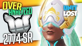 Overwatch Coaching - ATTACK! Symmetra - PLATINUM 2774 SR - [OverAnalyzed]