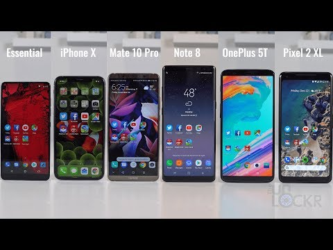 The Fastest Phone of 2017 (Surprising Results)