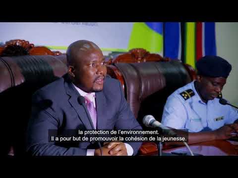 Point de presse sur l'Econet leo Tour du Burundi à Vélo