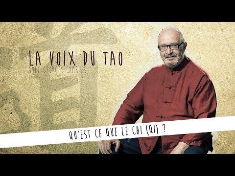 La Voix du Tao N°1 avec Georges Charles / Qu'est ce que le Chi (Qi) ?