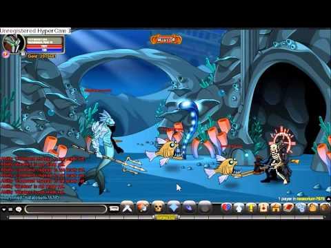 AQ Worlds 'Eupotamic Elementals' (Quest) | FunnyCat TV