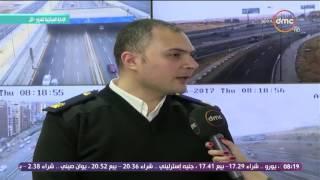 فيديو.. «المرور» تناشد السائقين بتقليل السرعات.. وتؤكد: سقوط أمطار غزيرة على الطرق السريعة
