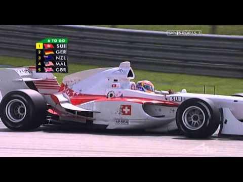A1GP   2006 2007   Round 4   Race 1
