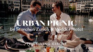 Urban Picnic by Storchen Zurich & Widder Hotel