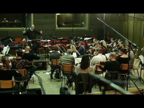Journey | Sony PS3 | Macedonia Radio Symphonic Orchestra: Music Recording Session