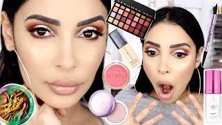Make up USA only : Pourquoi j'ai fait ça ? CATASTROPHE !