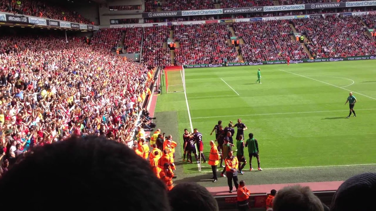 Liverpool Arsenal 0 2 ...