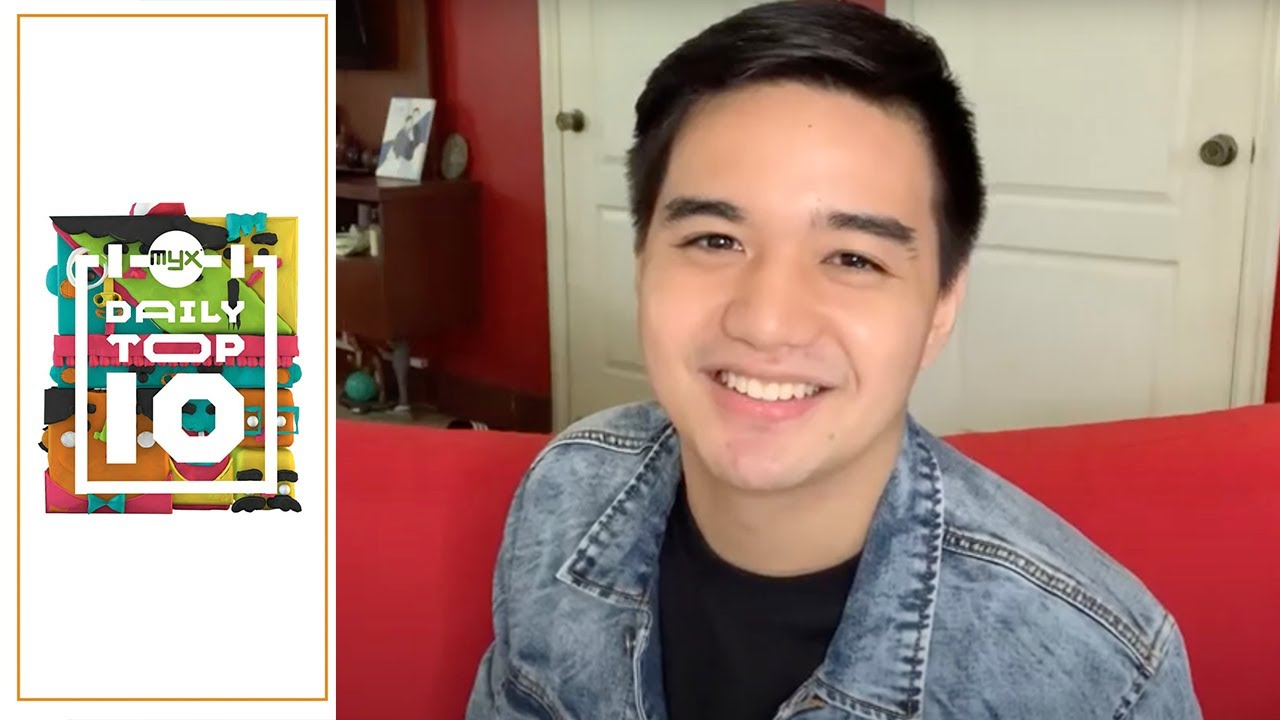 ANTON FAUSTO Shares Thoughts On ZILD's Solo Album | MYX DAILY TOP 10