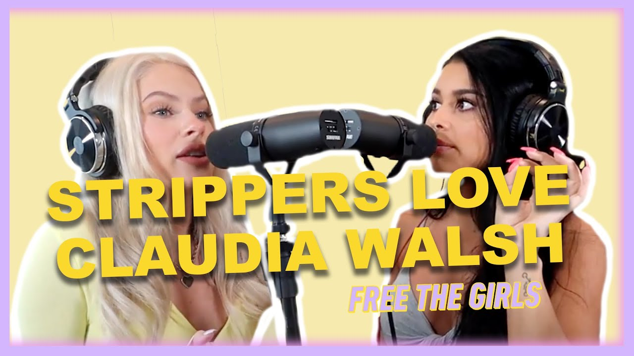 Strippers Love Claudia Walsh