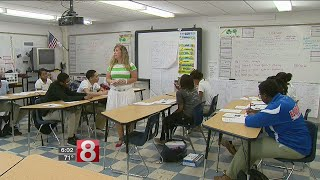 Teachers pushing against increase in pension contribution