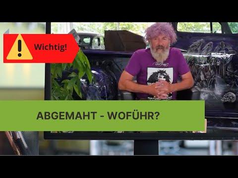 Robert Franz ABGEMAHNT - Warum?