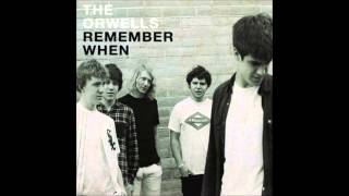 The Orwells - Painted Faces and Long Hair