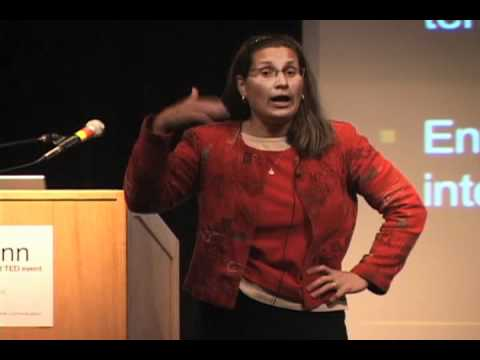 TEDxPenn - Stella Volpe - Preventing Obesity Throughout the Lifespan