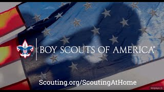 Gambar cover Boy Scouts of America | Scouting At Home