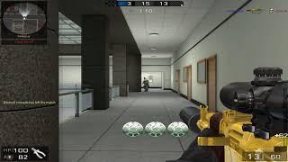 BlackShot Global Ak47 Quality Montage #3