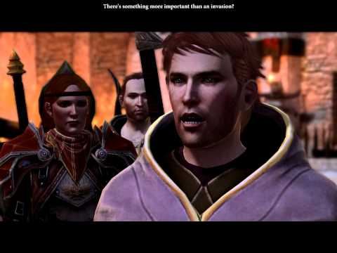 Dragon Age II - Grey Warden Alistair