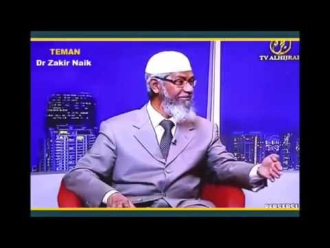 Donalds Trump statement Dr Zakir Naik Live interview 2017