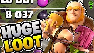 "GIBARCHING FOR FREE GEMS AND HUGE LOOT! - Fix That Rush Ep.5 - ""Clash of Clans"""