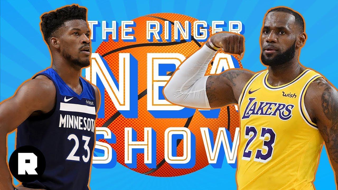 2633090bd8ddb Jimmy Butler s Practice Tirade and Lakers vs. Warriors Preseason Takeaways