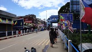 Myanmar Tachileik from Thailand Mae Sai