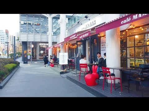 [4K] Walk in Myeongdong business district│Seoul, Korea