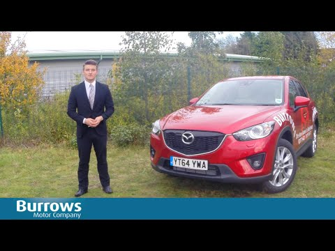 Mazda CX-5 SUV car review 2015