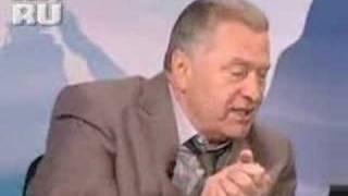 Жириновский -- представителю Богданова: «Пошел на х... отсюда!»(, 2008-02-21T13:35:20.000Z)