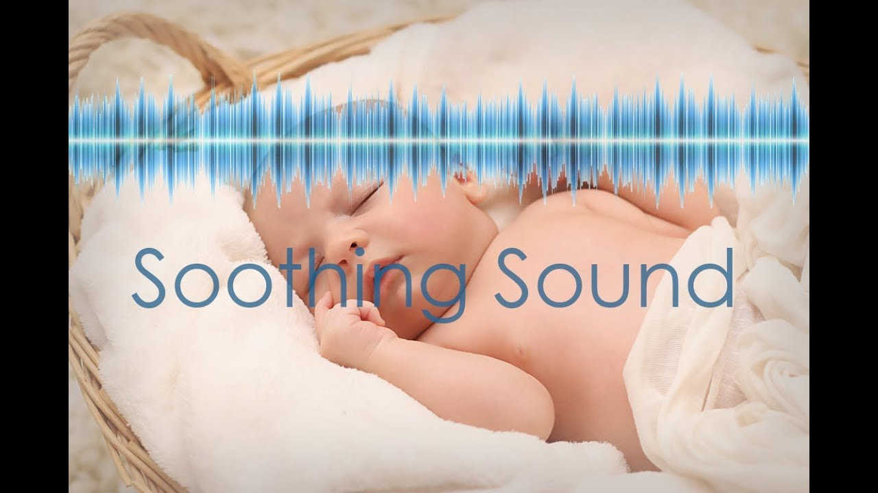 White noise baby sounds shh loud waves. Crying calmer ...