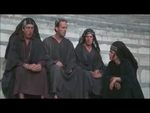 Friday Night Saturday Morning Monty Python S Life Of Brian Youtube