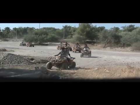 Сафари на Квадроциклах В Турции(Quad Safari in the Turkiye)