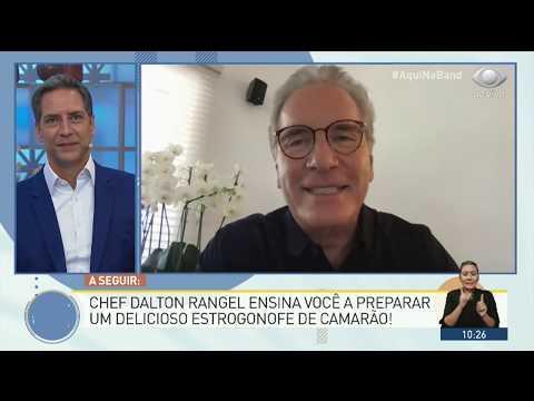 Roberto Justus comenta POLÊMICA com Marcos Mion e critica paralisação por coronavírus | AQUI NA BAND