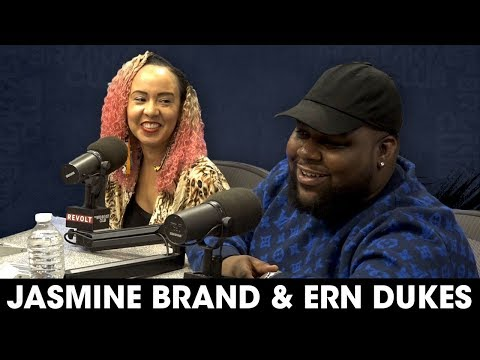 The Jasmine Brand And Ernest Dukes Dish On Celebrity Gossip, The Evolution Of Blogging + More