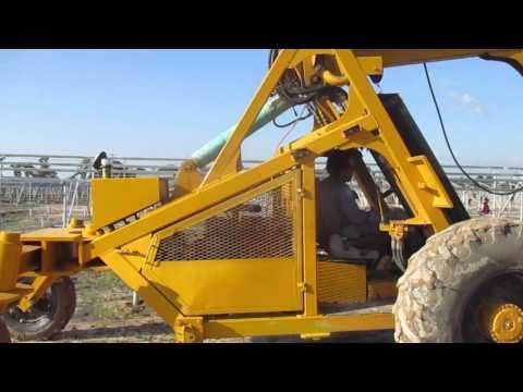 รถเจาะเสาโซล่าฟาร์ม สนใจติดต่อ 081-7210680