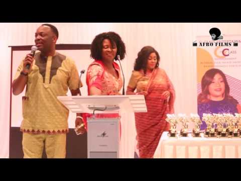 Cameroon Film & Movie Academy Awards Night 2016
