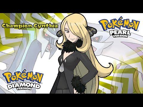 najlepsze podejście kupuję teraz najlepszy hurtownik Pokemon Diamond/Pearl/Platinum - Champion Cynthia Encounter Music (HQ)