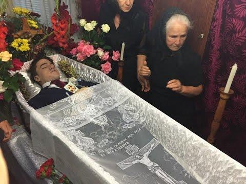 Похороны Эмиля (Зонга) Помним,Любим,Скорбим(