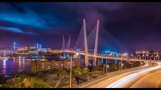 VLADIVOSTOK ELITE CINEMA трейлер 2018 видеосъемка во Владивостоке - Находке ночные съемки аэросъемки