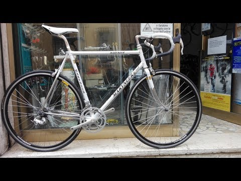 NEW 2018 Bici corsa NOS Maryneer Columbus EL Vintage Made Italy By Vetta  474.
