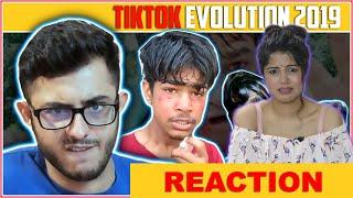TIKTOK EVOLUTION 2019 | CARRYMINATI |Reaction | Pooja Rathi | CuteBox