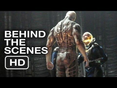 Prometheus    SPOILER ALERT 2012 Ridley Scott Movie HD