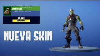 NEW STORE Today, October 26, Fortnite Battle Royale 💲 NEW SKIN COMESESOS