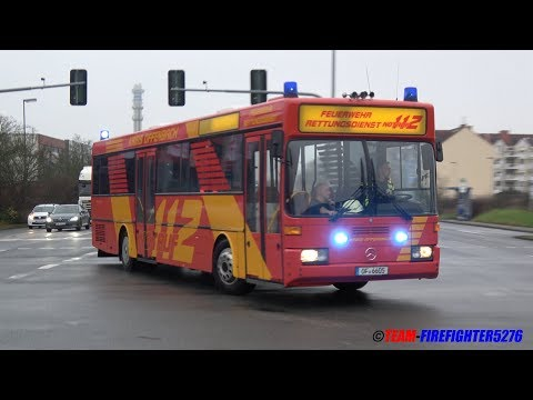 [MANV 10] Betreuungsbus Kreis Offenbach in Dietzenbach
