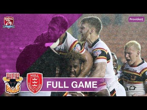 FULL GAME: Bradford Bulls v Hull KR - 2017 Summer Bash