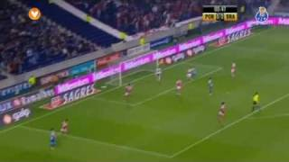 Liga Portuguesa 11/12 (11ªJ): FC Porto 3-2 Sp. Braga (27-11-2011)