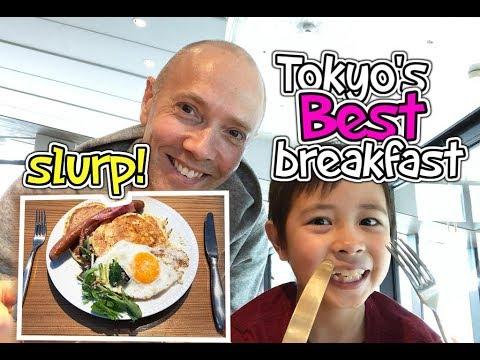 Tokyo Breakfast in the Park | Ikebukuro